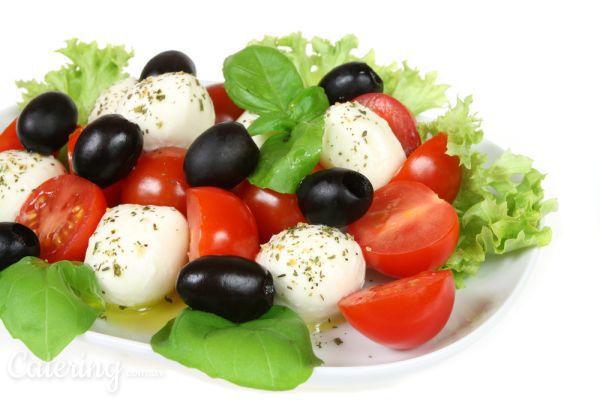 Tres ensaladas f ciles para el calor - Ensaladas gourmet faciles ...