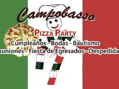 Campobasso Pizza Party