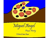 Miguel Angel Pizza Party