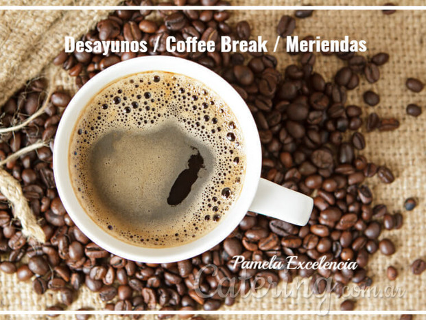 Desayunos / Coffee Break / Meriendas