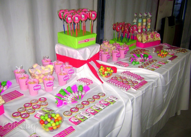 Candy Bar Hello Kitty