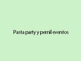 Pasta party y pernil eventos