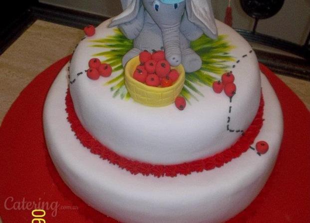 Tortas Infantiles Decoradas - Bienvenidos - LUT Creaciones