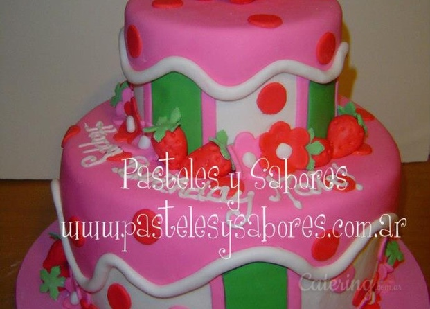 Ver torta de frutillita - Imagui