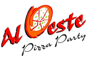 Logo Al Oeste Pizza Party
