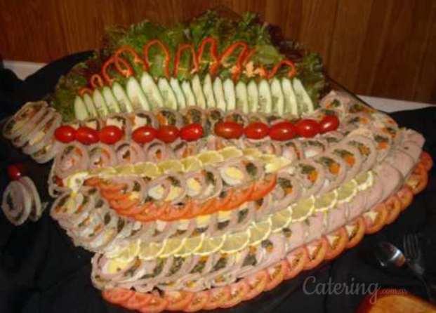 Mesa salada para fiestas imagui for Mesa salada para cumple